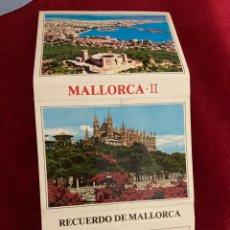 Postales: POSTALES RECUERDO DE MALLORCA. Lote 268901149