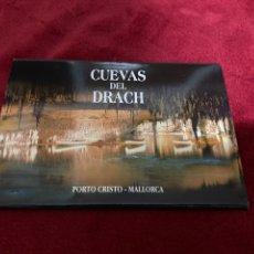 Postales: POSTALES CUEVAS DEL DRACH MALLORCA. Lote 268901394
