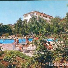 Postales: POSTAL PALMA HOTEL EL PASO PISCINA 1968 MALLORCA. Lote 268998309