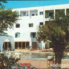 Postales: POSTAL SANTA EULALIA HOTEL LA CALA PISCINA IBIZA 1959 BALEARES. Lote 268998474