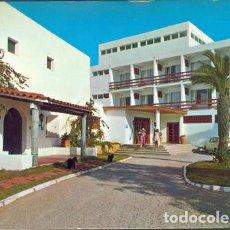 Postales: POSTAL SANTA EULALIA HOTEL SIESTA 1970 IBIZA BALEARES. Lote 268998674