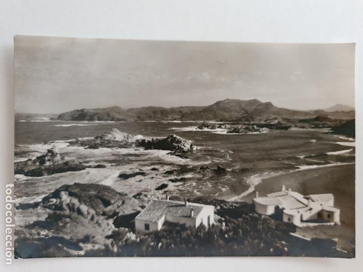 MENORCA - CALA PREGONDA - VISTA GENERAL - LAXC - P52099 (Postales - España - Baleares Moderna (desde 1.940))
