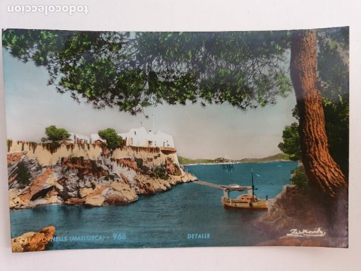 MALLORCA - CALA FORNELLS - LAXC - P52100 (Postales - España - Baleares Moderna (desde 1.940))