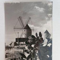 Postales: PALMA DE MALLORCA - MOLINOS DE ES JONQUET - LAXC - P52102. Lote 269258723