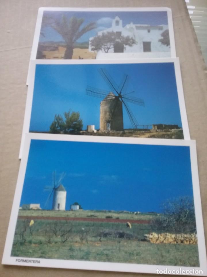 7 POSTALES FORMENTERA. POSTAL TRAMONTANA (467-4) (Postales - España - Baleares Moderna (desde 1.940))