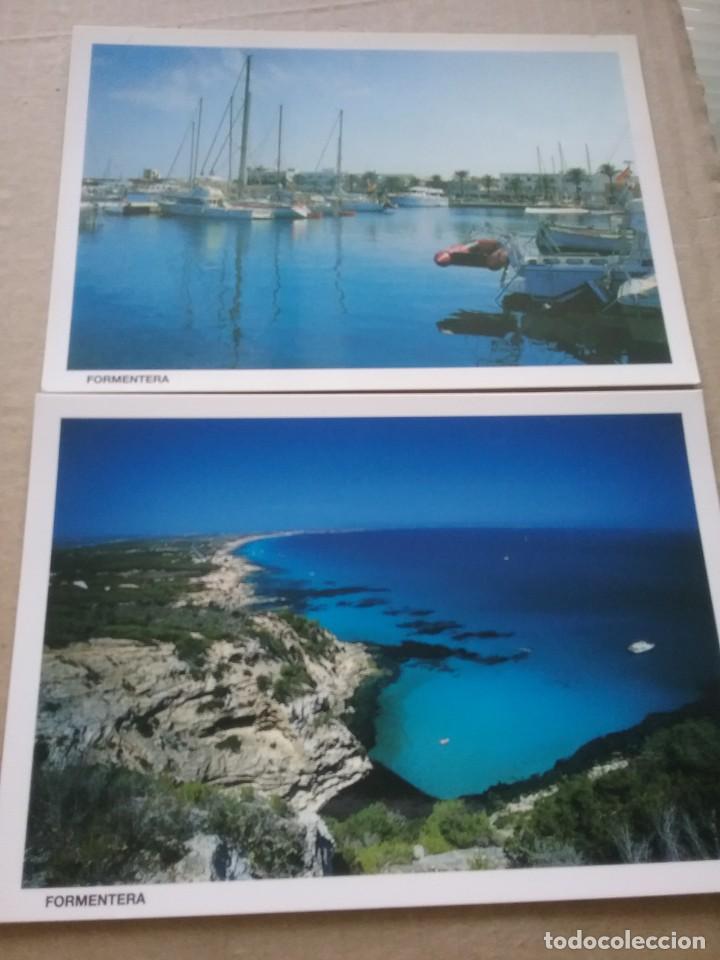Postales: 7 postales formentera. Postal tramontana (467-4) - Foto 2 - 269295713
