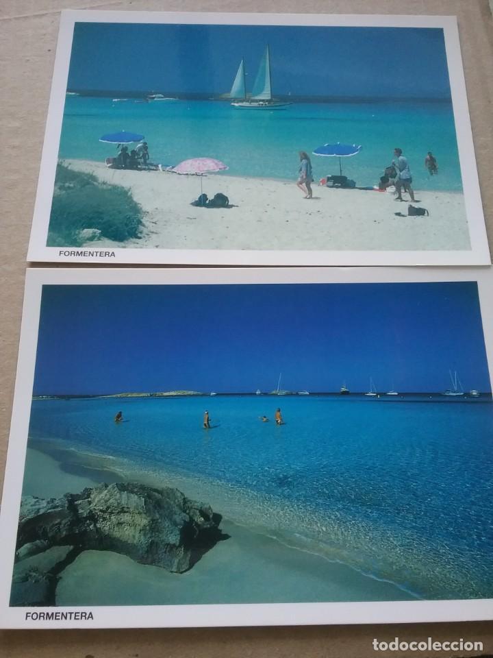 Postales: 7 postales formentera. Postal tramontana (467-4) - Foto 3 - 269295713