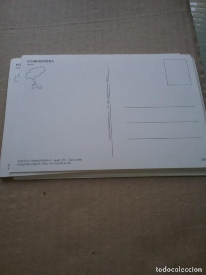 Postales: 7 postales formentera. Postal tramontana (467-4) - Foto 4 - 269295713