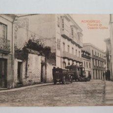 Postales: MONDOÑEDO - PLAZUELA DE OSWALDO CODINA - LUGO - P52157. Lote 269309218