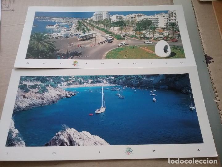3 POSTALES IBIZA. SIESTA CARDS (467-3) (Postales - España - Baleares Moderna (desde 1.940))