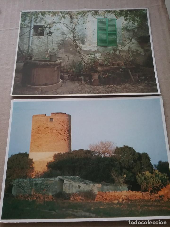Postales: 4 postales colección baleares. (467-1) - Foto 2 - 269445778