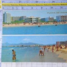 Postales: POSTAL DE MALLORCA. AÑO 1968. PLAYA DE PALMA. 5052 ICARIA. 641. Lote 271448008