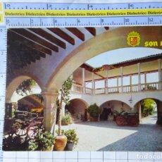 Postales: POSTAL DE MALLORCA. AÑOS 60. BUÑOLA PREDIO SON AMAR BARBACOA. ICARIA. 643. Lote 271448238