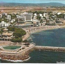 Postales: POSTAL PALMA DE MALLORCA - VISTA AÉREA DE C´AN PASTILLA - SUBIRATS 1967. Lote 272932143