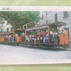 Postales: SÓLLER - MALLORCA - 1990. Lote 273251793