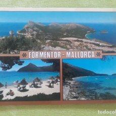 Postales: FORMENTOR - MALLORCA. Lote 273251893