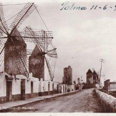 Postais: PALMA DE MALLORCA EL MOLINAR. ED. AM Nº 18. CIRCULADA. Lote 273747853