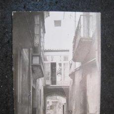 Postais: PALMA DE MALLORCA-ARCO DE LA CALLE DE DUZAY-FOTOGRAFICA-POSTAL ANTIGUA-(82.604). Lote 275324778