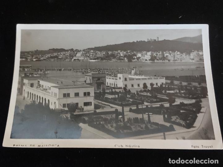 PALMA DE MALLORCA / CLUB NÁUTICO / FOTO TRUYOL / SIN CIRCULAR NI ESCRIBIR. (Postales - España - Baleares Moderna (desde 1.940))