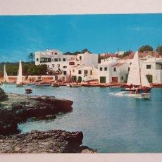 Cartoline: MENORCA - CALA ALCAUFAR - LAXC - 56569. Lote 276374718