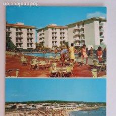 Cartoline: MENORCA - PUNTA PRIMA - SANT LLUÍS - HOTEL PUEBLO - LAXC - 56638. Lote 276395553