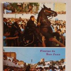 Cartoline: MENORCA - CIUTADELLA / CIUDADELA - FESTA DE SANT JOAN - LAXC - 56664. Lote 276407153