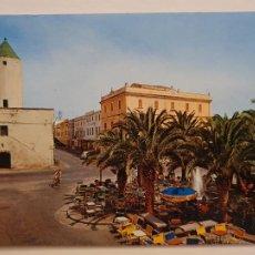 Cartoline: MENORCA - CIUTADELLA / CIUDADELA - PLAZA DE ALFONSO III - LAXC - 56677. Lote 276408198