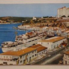 Cartoline: MENORCA - MAÓ / MAHÓN - PUERTO - LAXC - 56712. Lote 276410813
