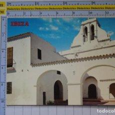 Postales: POSTAL DE IBIZA. AÑO 1978. SAN ANTONIO ABAD IGLESIA. 4606 PERLA. 1358. Lote 276972638