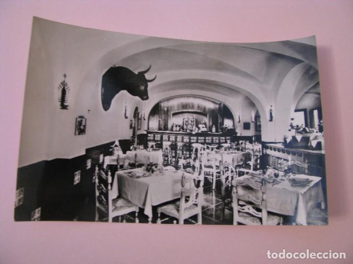 POSTAL FOTOGRÁFICA DEL HOTEL LOS CANDILES, SAN AGUSTIN. PALMA, MALLORCA. (Postales - España - Baleares Moderna (desde 1.940))
