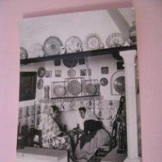 Postales: POSTAL FOTOGRÁFICA DE MALLORCA. ESCENA TIPICA EN CASA MULET. GENOVA. FOTO TRUYOL.. Lote 277454288