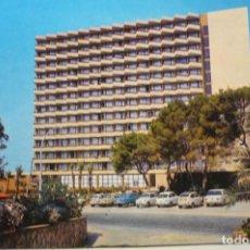Postales: POSTAL MALLORCA .-MAGALUF HOTEL BARBADOS ESCRITA CM. Lote 277510868