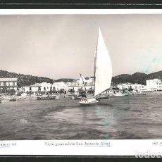 Postales: IBIZA (BALEARES) 14 - VISTA GENERAL DE SAN ANTONIO ABAD. Lote 277571848