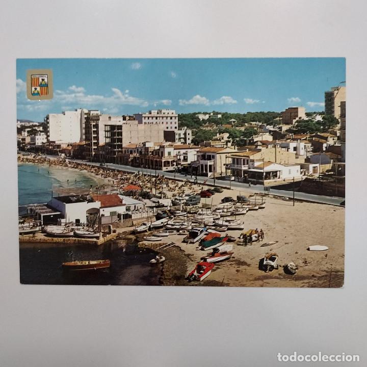 POSTAL MALLORCA. ARENAL. EMBARCADERO (BALEARES). SIN ESCRIBIR. SUBIRATS Nº 1805 RARA AÑOS 60 (Postales - España - Baleares Moderna (desde 1.940))