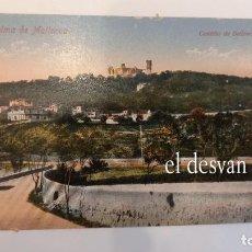 Postales: PALMA DE MALLORCA. CASTILLO DE BELLVER. Lote 277614743