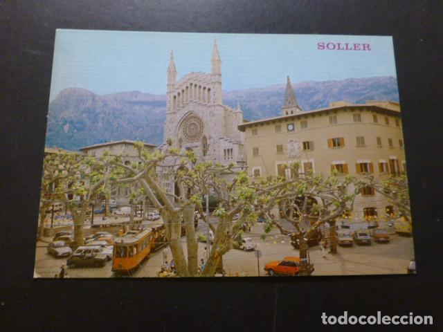 SOLLER MALLORCA (Postales - España - Baleares Moderna (desde 1.940))