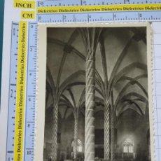 Postales: POSTAL DE MALLORCA. AÑOS 30 50. PALMA, INTERIOR DE LA LONJA 196 VICH. 894. Lote 277716848