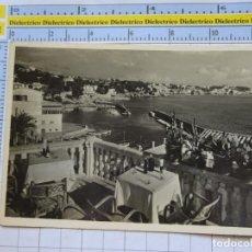 Postales: POSTAL DE MALLORCA. AÑOS 30 50. PALMA CA'S CATALÁ PANORAMA DESDE TERRAZA HOTEL BELLAMAR. 901. Lote 277717608