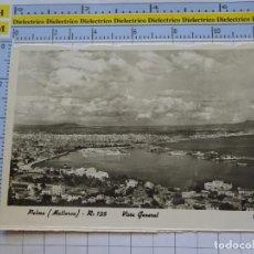Postales: POSTAL DE MALLORCA. AÑOS 30 50. PALMA, VISTA GENERAL 125 ROTGER. 904. Lote 277717863