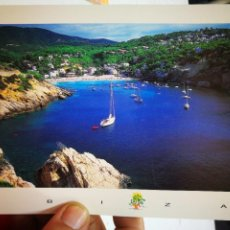 Postales: POSTAL IBIZA CALA VADELLA N 3160 SIESTA CARDS S/C. Lote 277824313
