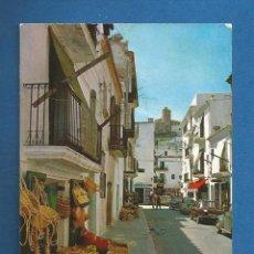 Postales: POSTAL SIN CIRCULAR IBIZA 246 CALLE TIPICA EDITA FIGUERETAS. Lote 278872068