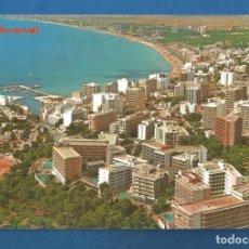 Postales: POSTAL SIN CIRCULAR EL ARENAL 5037 MALLORCA EDITA ICARIA. Lote 278872103