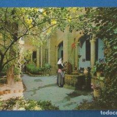 Postales: POSTAL SIN CIRCULAR PALACIO DEL REY SANCHO 2724 VALLDEMOSA MALLORCA EDITA CASA PLANAS. Lote 278872373
