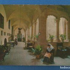 Postales: POSTAL SIN CIRCULAR PALACIO DEL REY SANCHO 2723 VALLDEMOSA MALLORCA EDITA CASA PLANAS. Lote 278872553