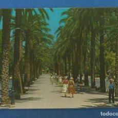 Postales: POSTAL SIN CIRCULAR MALLORCA 1085 PASEO DE SAGRERA EDITA CASA PLANAS. Lote 278872913