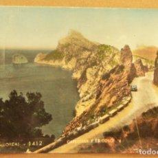 Postales: POSTAL DE MALLORCA V.ROTGER Nº 1412 ESCRITA. Lote 278873223