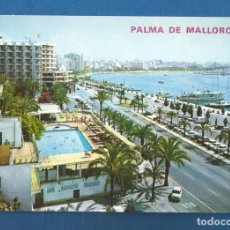 Postales: POSTAL SIN CIRCULAR PALMA DE MALLORCA 18/A VISTA DEL PASEO MARITIMO EDITA TOMAS DE PEDRO. Lote 278873323