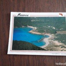 Postales: POSTAL DE ALGAIARENS, CIUTADELLA DE MENORCA.. Lote 279345603
