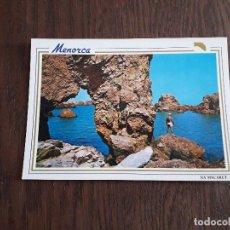 Postales: POSTAL DE NA MACARET, MENORCA.. Lote 279345653