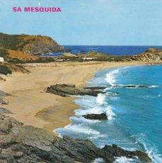 Postales: MENORCA, MAHON SA MESQUIDA. ED. LUCIA MORA, ALAYOR Nº 141. AÑO 1968. SIN CIRCULAR. Lote 279440618